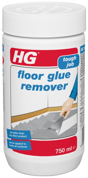HG Floor Glue Remover